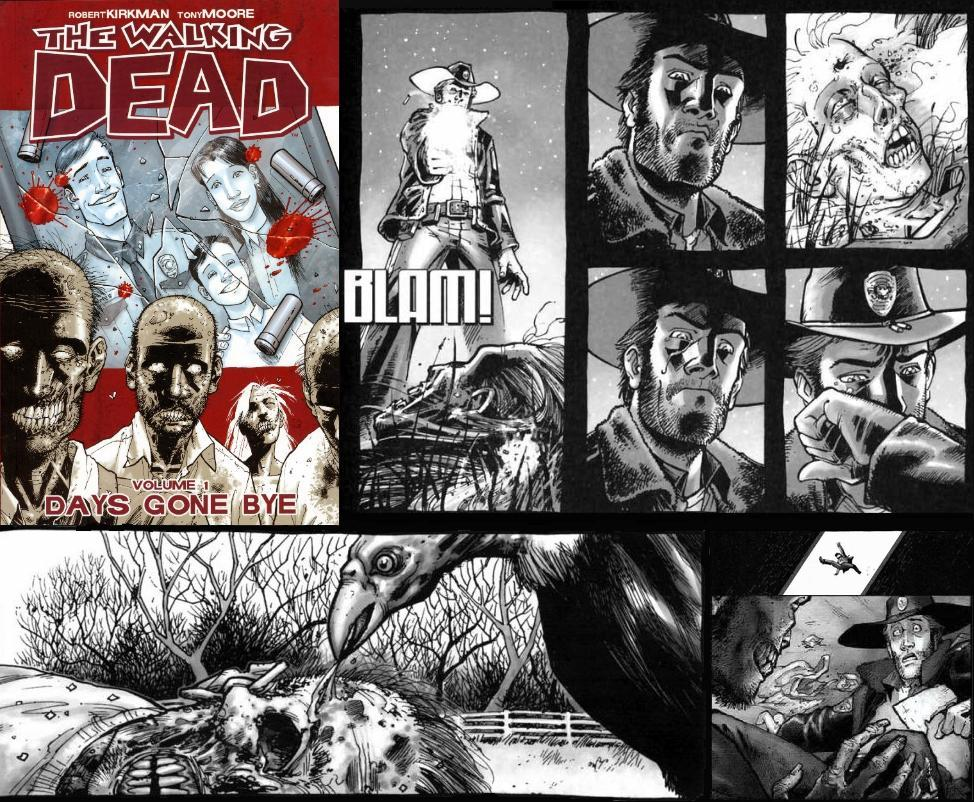 Photo of The Walking Dead: Caos nas Edições do Vol. 1 – Days Gone Bye (Dias Passados)