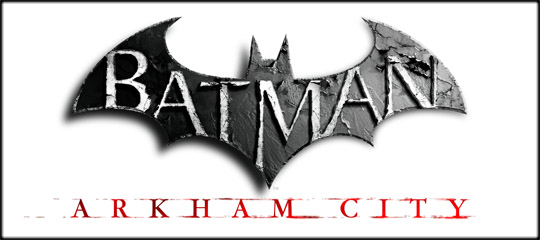 Batman: Arkham City - logo