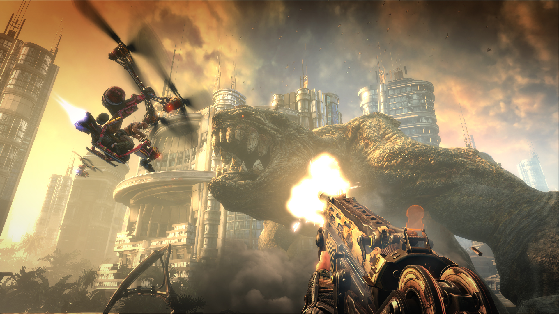 Photo of Bulletstorm ganha novo vídeo de gameplay com comentários da produtora Tanya Jensen!