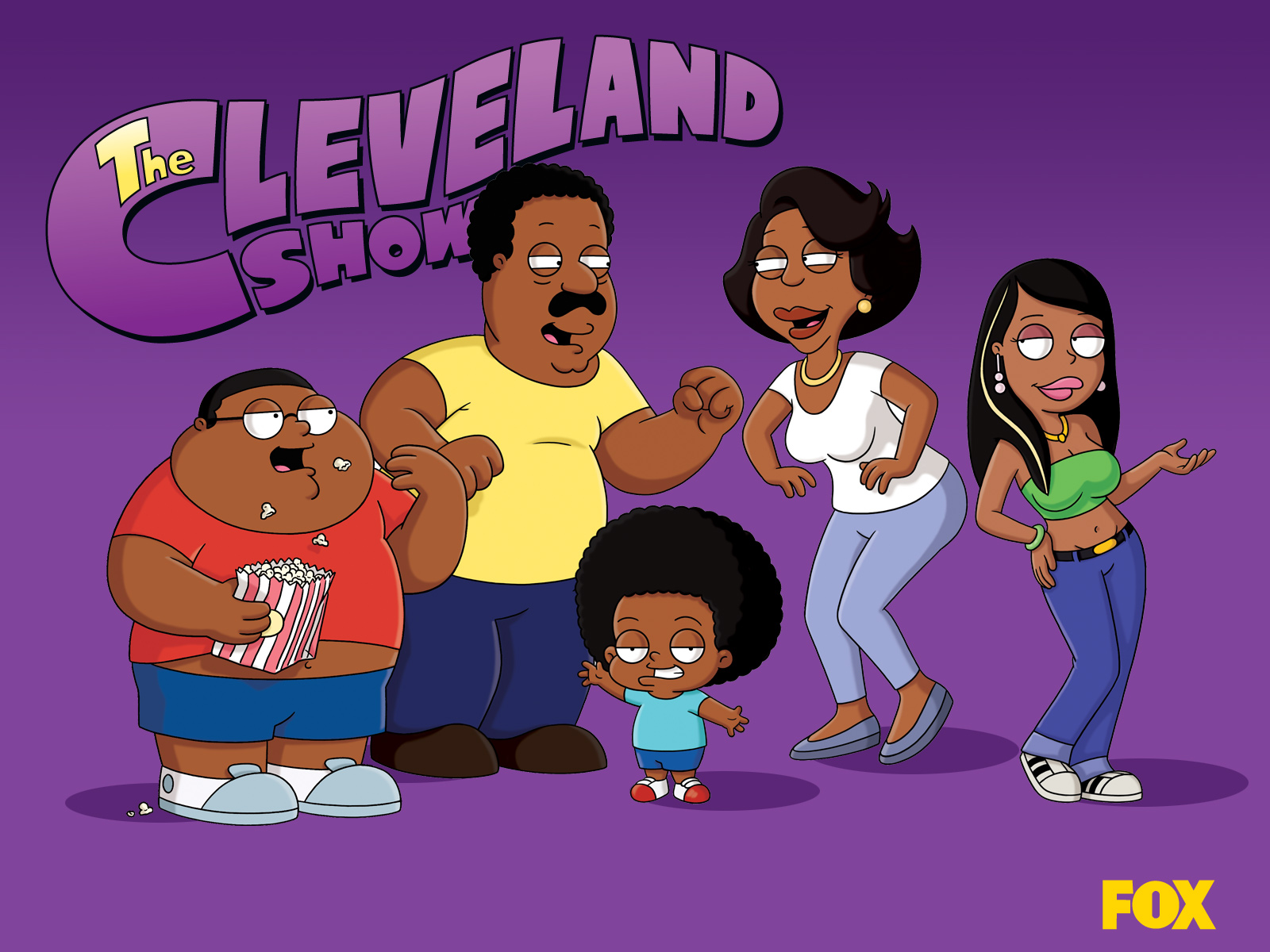 Photo of Conhece The Cleveland Show? O spin-off e a expansão de Seth MacFarlane!