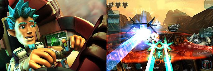 Photo of Space Trek chega ao WiiWare! [DSi/Wii]