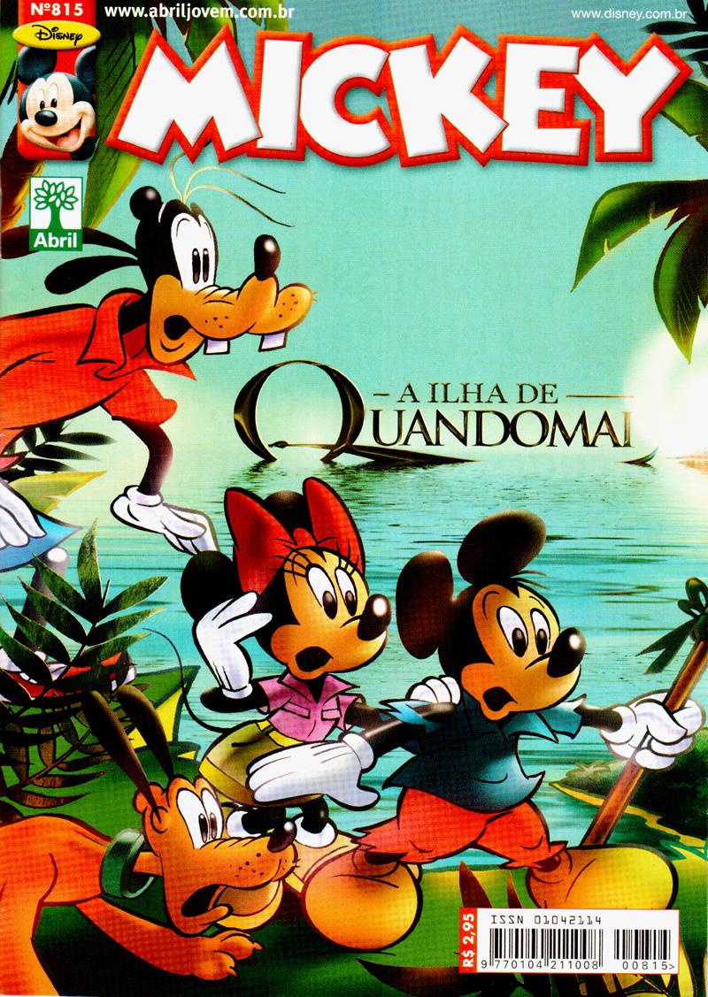 Photo of HQ Disney: A seleção das histórias de Agosto/2010!