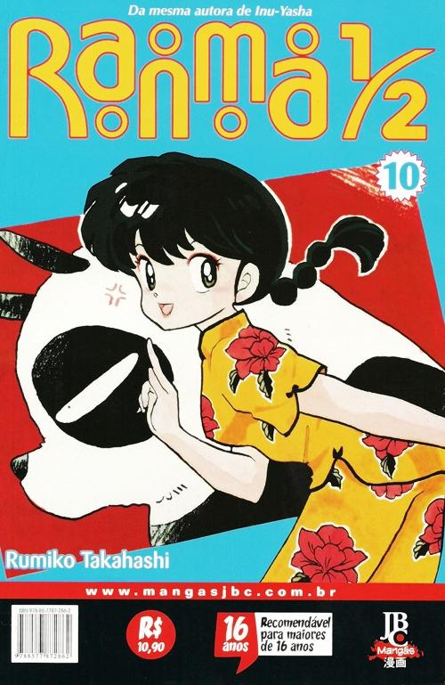 Photo of Pra não se decepcionar, melhor é encarar Ranma ½ como algo descompromissado? [Vol. 10 e 11] [MdQ]