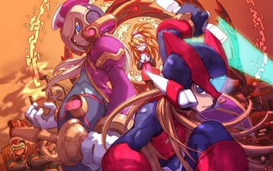 Photo of Wallpaper do dia: Mega Man Zero!