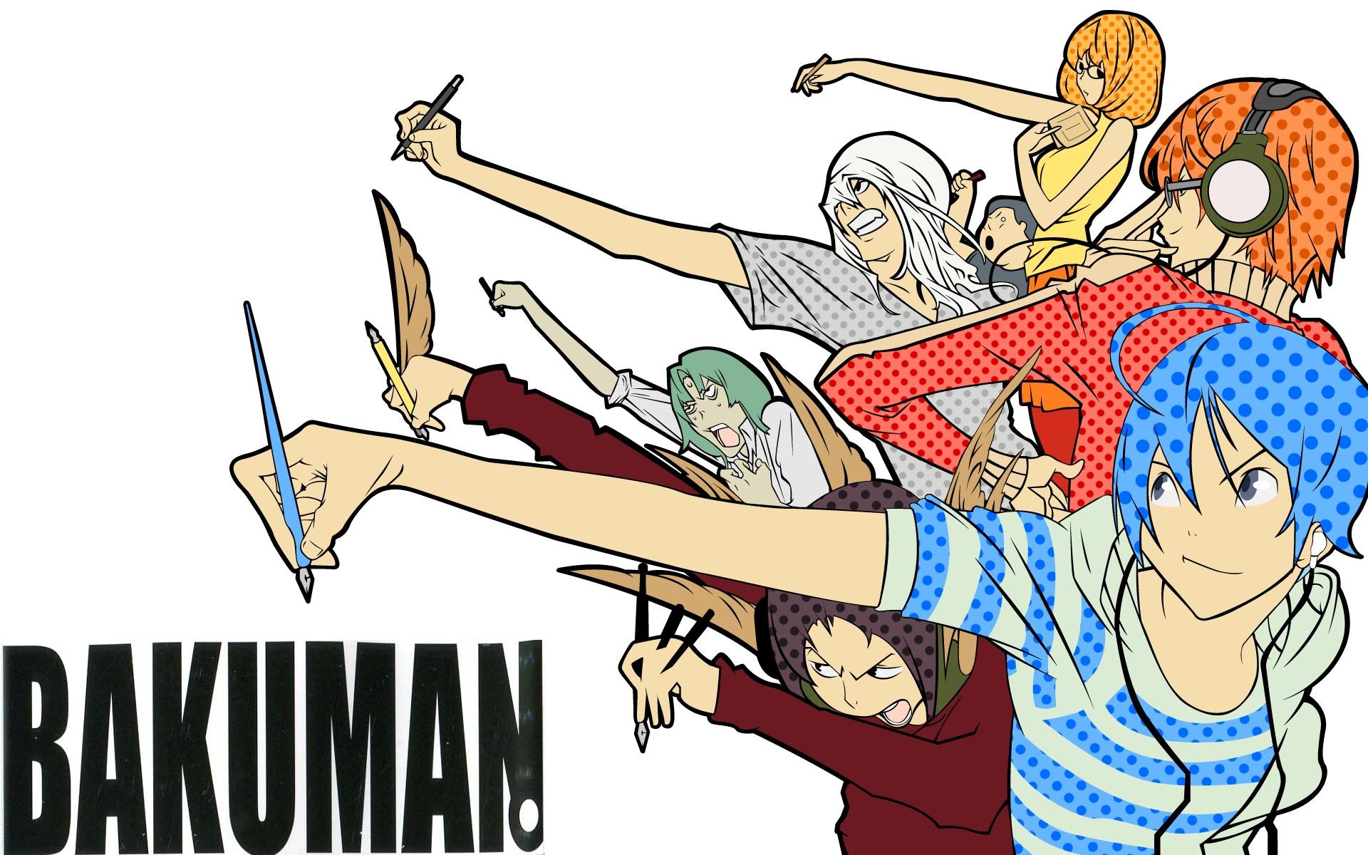 Photo of Bakuman | A enciclopédia dos mangás, e mais uma obra-prima da dupla de Death Note! (Opinião)