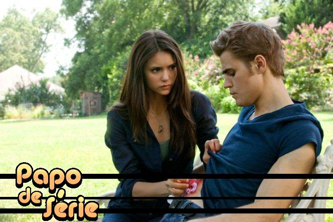 The Vampire Diaries: The Return! Assim como a série, Katherine está de volta! [2×01] [PdS]