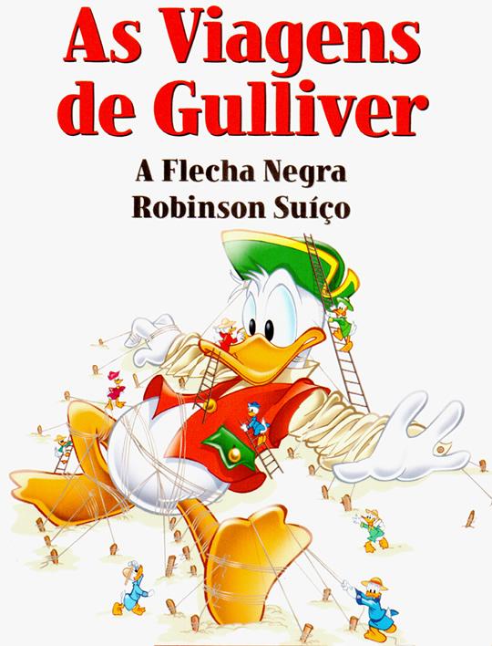 Photo of Clássicos da Literatura Disney Vol. 19 já nas bancas!