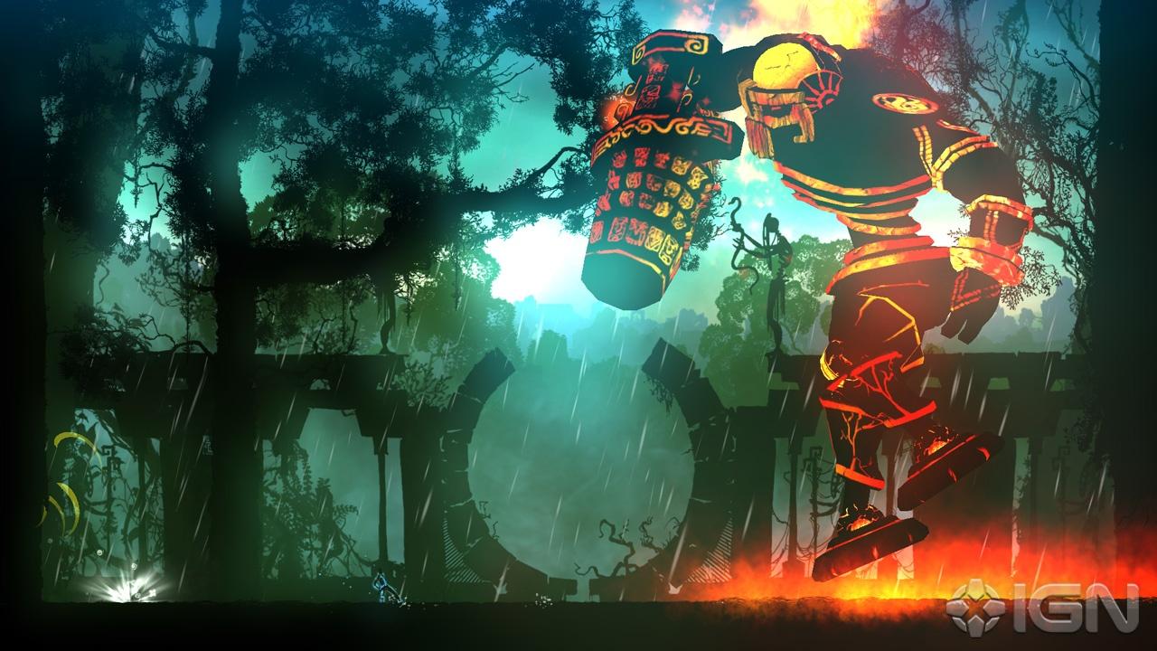 Photo of Outland da Ubisoft é revelado! Primeiras imagens e detalhes! [XBLA/PSN]