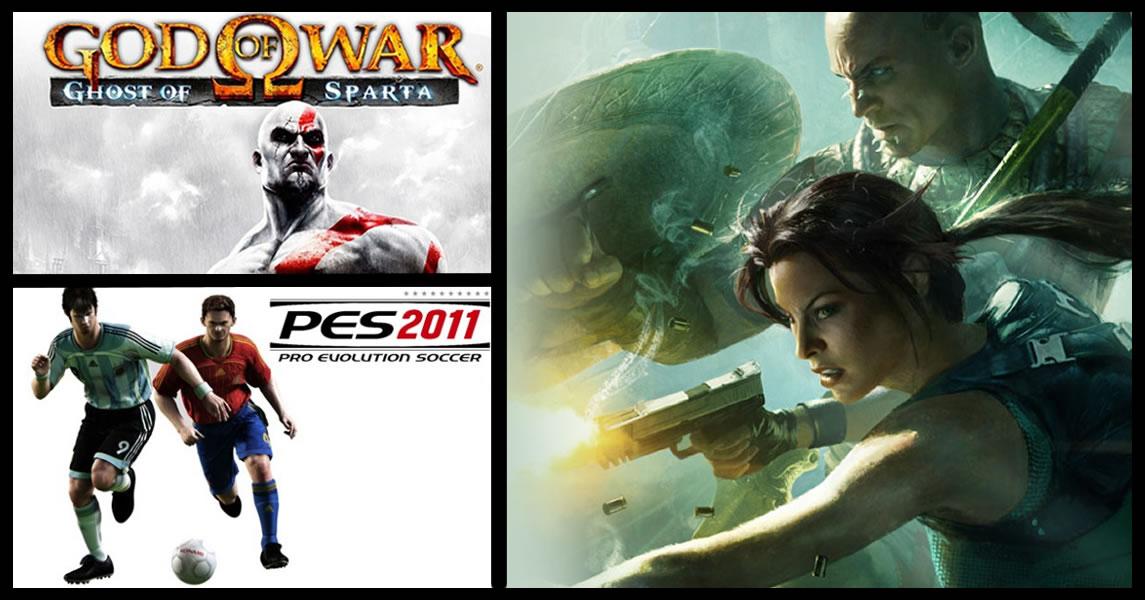 Photo of Lara Croft chega com espaço especial na PlayStation Network! [PSP/PS3]