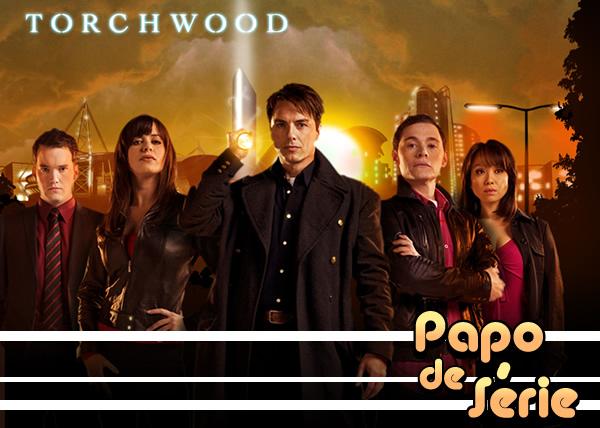 Photo of Recomendação: Torchwood! Ficção científica do melhor jeito britânico! [PdS]