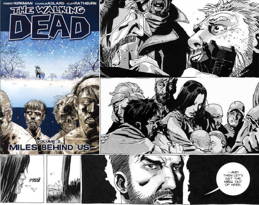 Photo of Os Mortos-Vivos/ The Walking Dead: Miles Behind Us (Caminhos Trilhados) – Mudanças! [Vol. 2][MdQ]