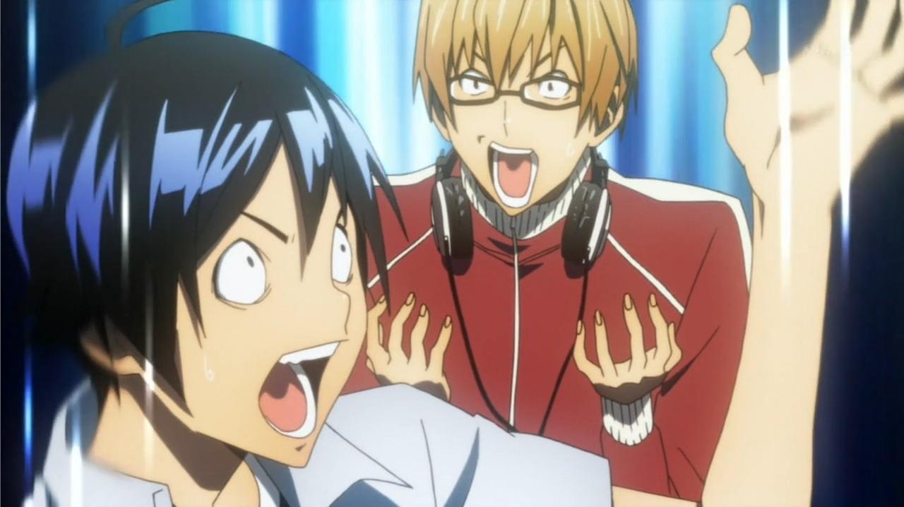 Photo of Impressões iniciais do animê de um excelente mangá! Hein?! Bakuman!
