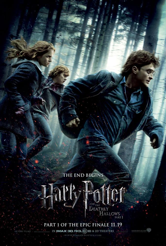 Photo of Dez (10!!!) novos pôsteres de Harry Potter E As Relíquias Da Morte – Parte 1! [Cinema]