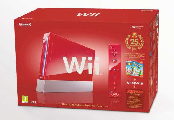 Photo of Nintendo fazendo edições comemorativas de seus consoles!