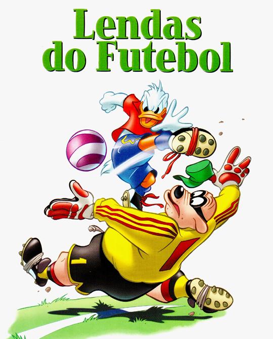 Photo of Clássicos da Literatura Disney Vol. 20 já nas bancas! Mas peraí… o que futebol tem de literário?