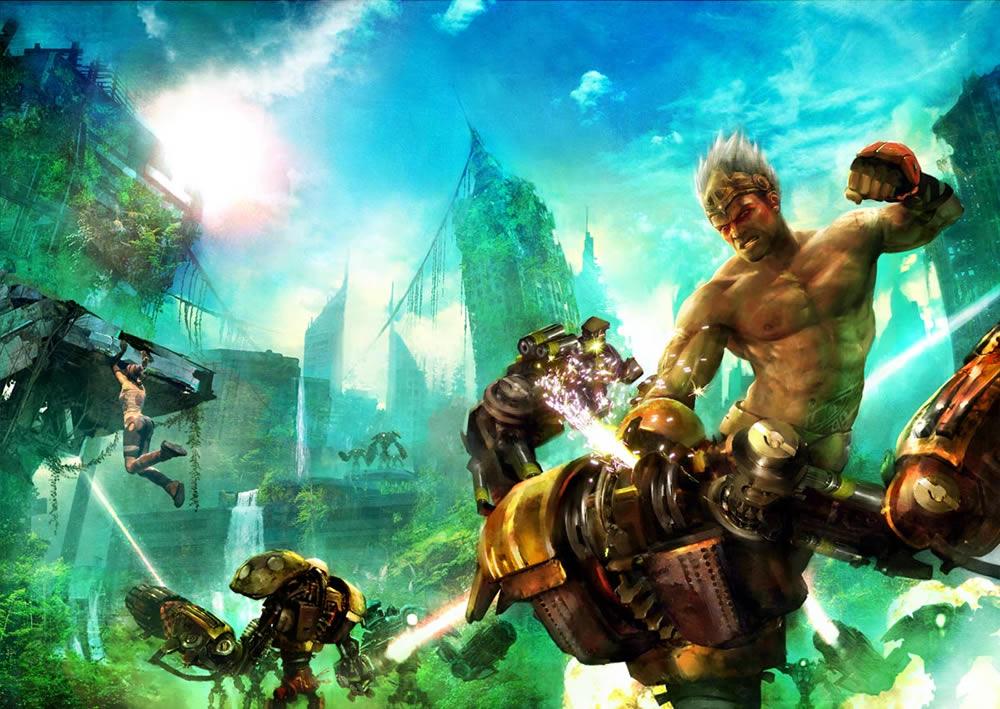 Photo of Impressões   Enslaved: Odyssey to the West faz exatamente o que Prince of Persia 2008 não conseguiu?