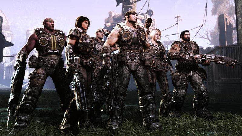 Photo of Gears Of War 3 adiado para final de 2011! O que teremos para este final de ano Microsoft?