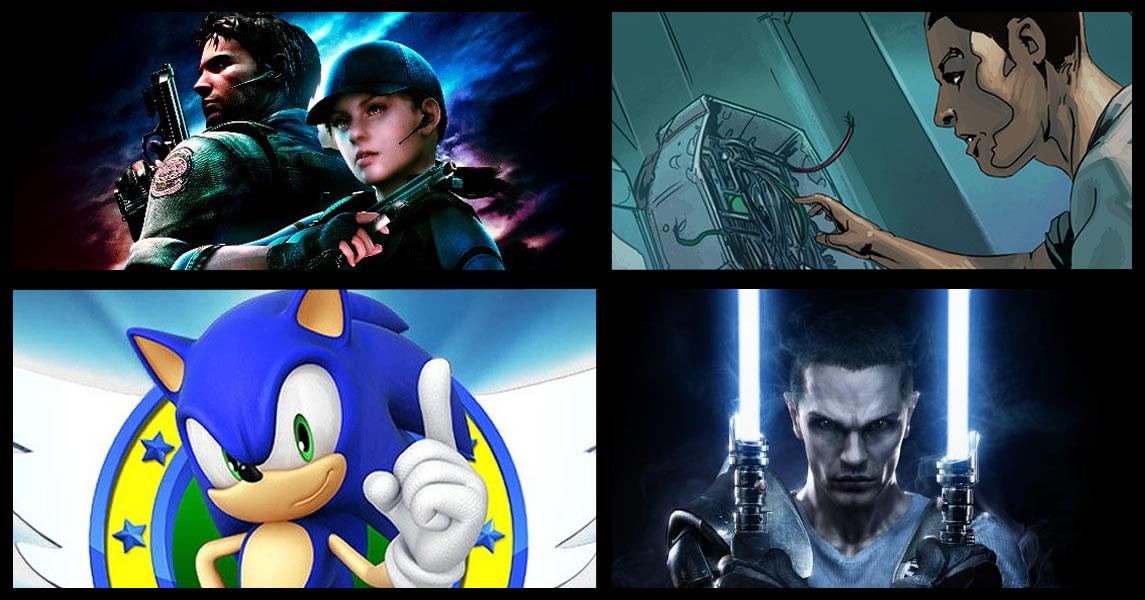 Photo of Demo de The Force Unleashed II e Sonic 4 chegando juntos na PSN desta semana!