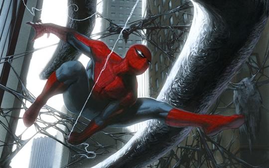 Photo of Wallpaper do dia: Spider-Man: Web of Shadows!