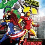 AvengersCartoon 150x150 A nova temporada de Vingadores começou!