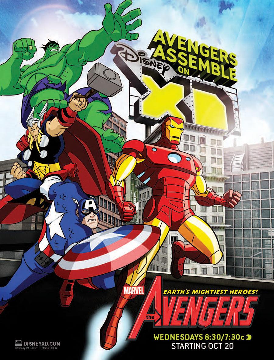 Photo of Vingadores, nova série animada arrasa e lava a alma dos fãs (Impressões)
