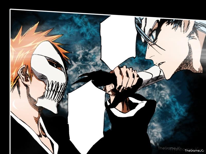 Ichigo e Grimmjow
