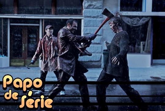 Photo of The Walking Dead: série vai além dos Zumbis com racismo e… entranhas humanas!  [1×02] [PdS]