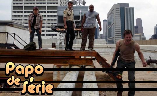 Photo of The Walking Dead: Reencontros, conflitos humanos e resgates… não interessam aos mortos! [PdS] [1×03]