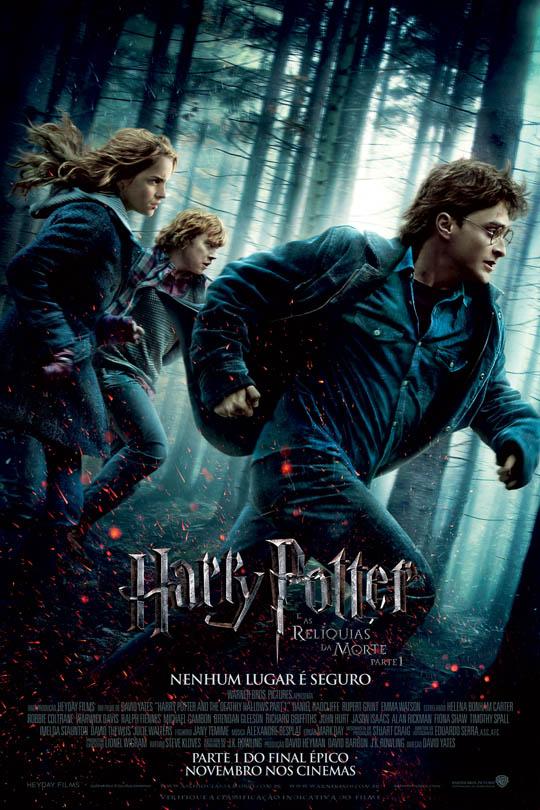 Photo of Cinema: Harry Potter e as Relíquias da Morte Parte 1 – Eu Fui!
