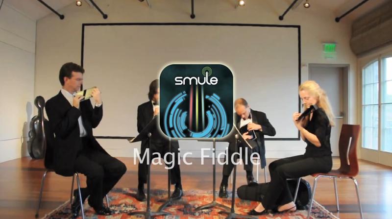 Photo of Magic Fiddle: App do Ipad recria de forma extraordinária instrumentos musicais! [Tecnologia]