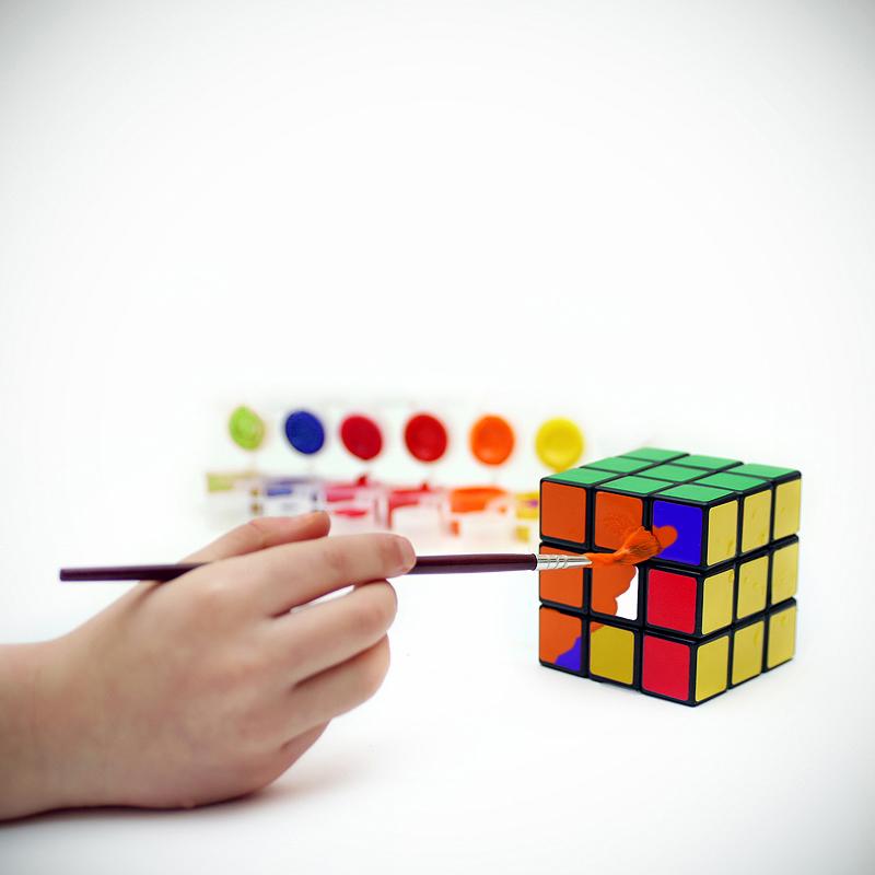Photo of Quer resolver um cubo mágico de uma maneira rápida, simples e genial? [PicArt]