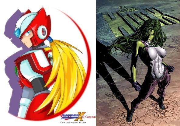 Photo of Marvel vs Capcom 3: Zero e She-Hulk chegam ao maior crossover de todos os tempos! [PS3/X360]