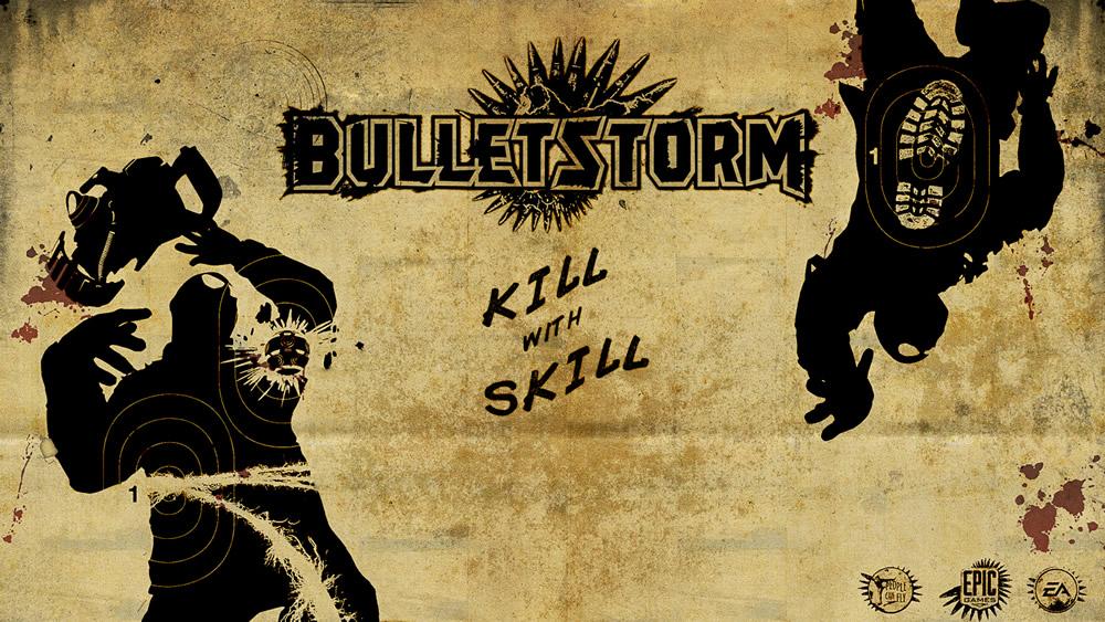 Photo of Mais chutões em novo vídeo gameplay de Bulletstorm!