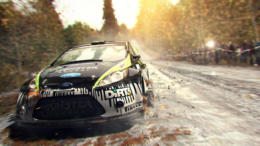 Photo of Colin McRae: DiRT 3 chega em 2011! Primeiro teaser revelado! [Multiplataforma]