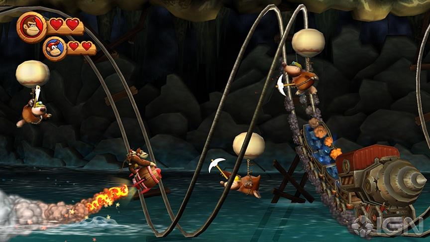Photo of Donkey Kong Country Returns cada vez mais perto, e sai um novo vídeo para não esquecermos disso! [Wii]