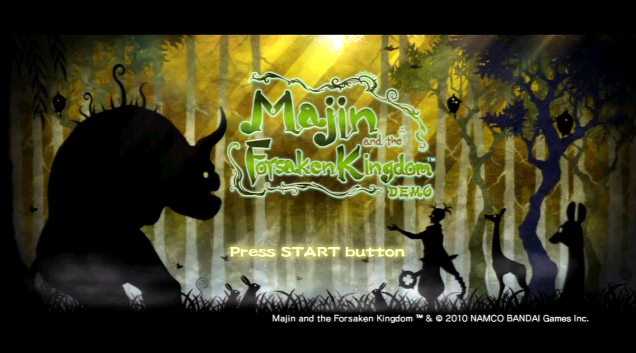 Será que a maçante demo de Majin and the Forsaken Kingdom faz jus ao jogo? [Impressões] [PS3/X360]