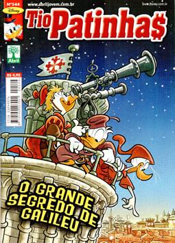Photo of [MdQ] Todas as histórias Disney de Novembro/2010! [TP544] [MK818] [PD2388] [ZC2353] [+Reflexão]