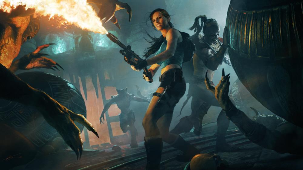 Photo of Só hoje: Lara Croft & the Guardian of Light com 50% de desconto na Xbox Live! [X360]