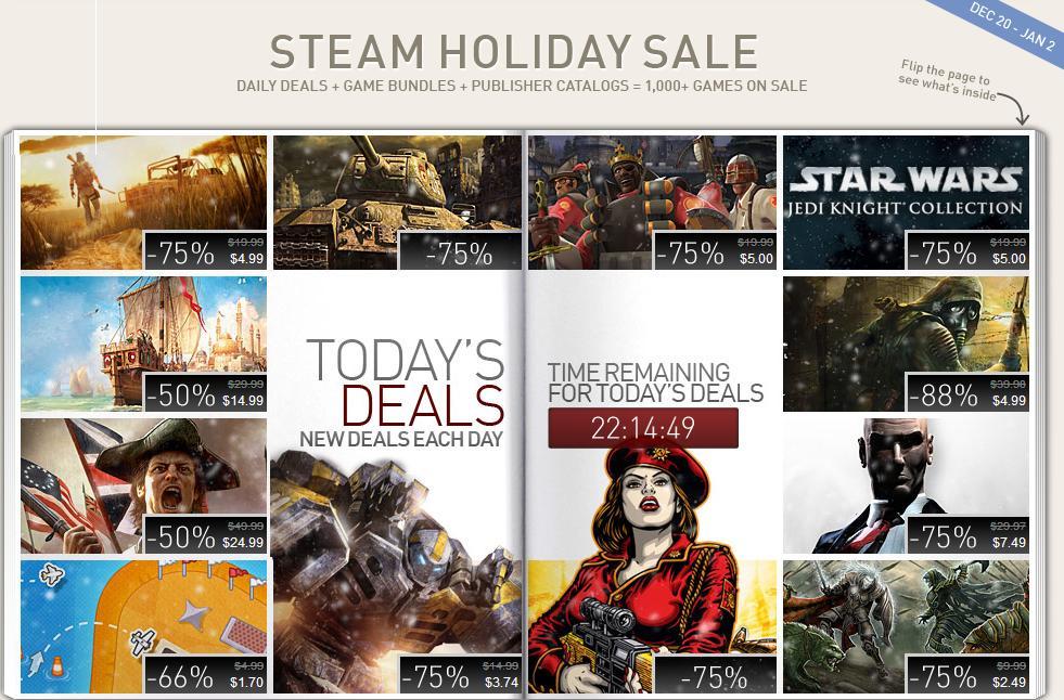 Photo of Comece o ano bem com Team Fortress 2, Far Cry 2, e Command & Conquer em promoção na Steam! [PC]