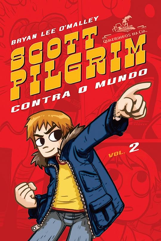 Photo of Scott Pilgrim: mais romance, mas sem perder a ação e as maluquices de sempre! [Vol.02] [MdQ]