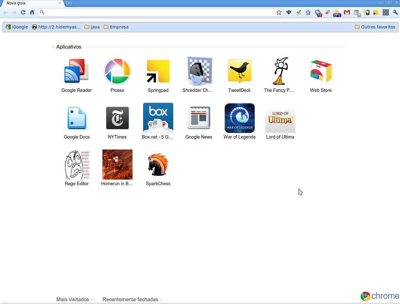 Photo of Google dá aula de web e inaugura loja de aplicativos e games!