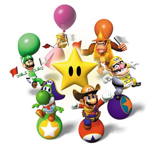Mario Party 2 chegou ao Virtual Console! [Wii/DSi] — Portallos
