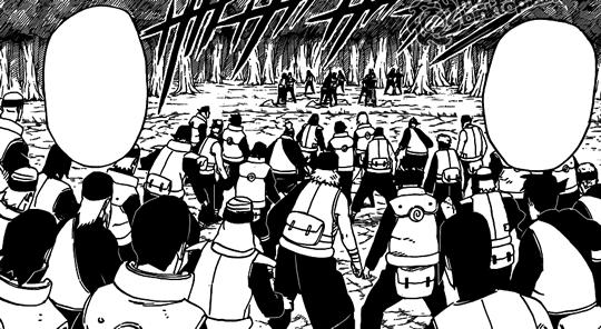 Photo of Conversa de Mangá: Naruto 521 – A Batalha do Exército Começa!