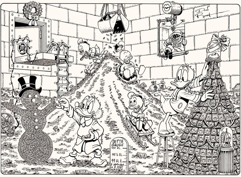 Photo of HQs Disney | As 3 histórias de Don Rosa que você provavelmente não tem em sua coleção! (Anos 90)