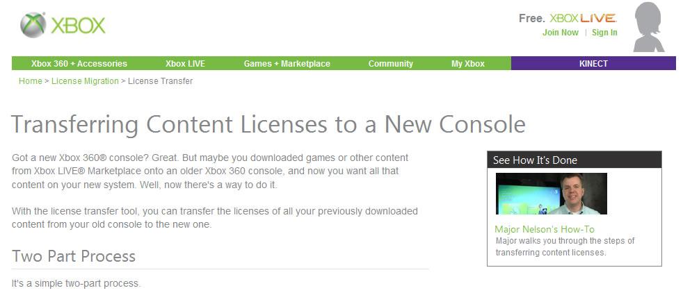 """Photo of """"Back To Live"""": Entenda o sistema de licença ao adquirir um novo console! [Tutorial X360]"""