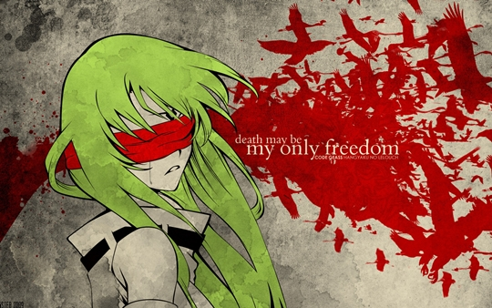 Photo of Wallpaper do dia: Code Geass!