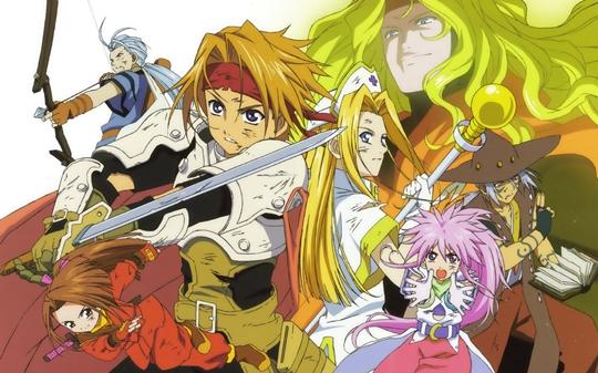 Photo of Wallpaper do dia: Tales of Phantasia!