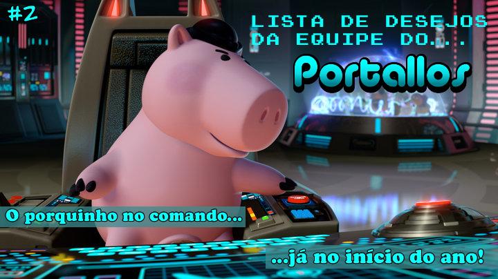 Photo of Lista de Desejos #2: O porquinho no comando, já no início do ano! (Postão Coletivo)