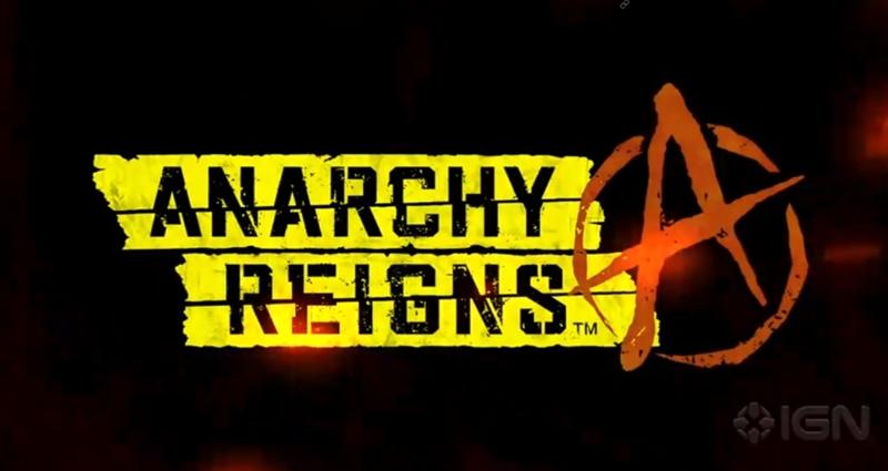 Photo of Anarchy Reigns: Novo jogo da Platinum Games se inspira em MadWorld e Bayonetta? [PS3/X360]