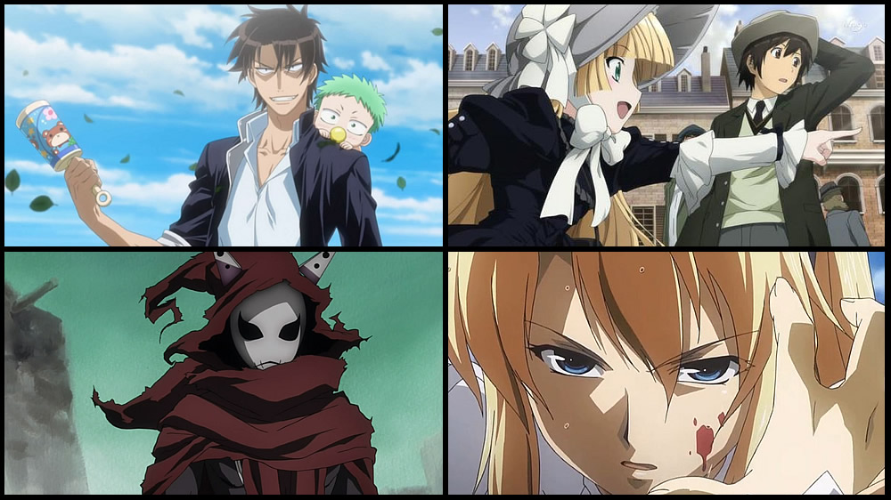Photo of Animês 2011: O 1º episódio de Gosick, Beelzebub, Freezing e Yumekui Merry! [Impressões Iniciais]